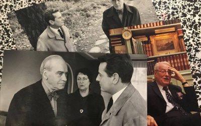 Jean Paul Caracalla et quelques-uns de ses amis